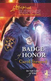 Cover of: Badge of Honor | Carol Steward