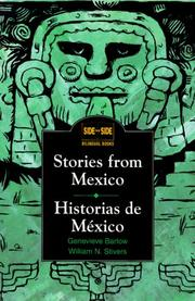 Cover of: Stories from Mexico = | Genevieve Barlow