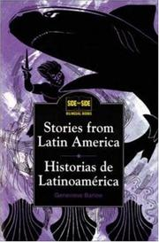 Cover of: Stories from Latin America =: Historias de Latinoamérica