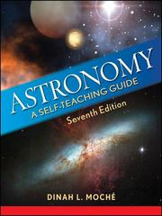 Cover of: Astronomy | Dinah L. MochГ©