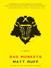 Cover of: Bad Monkeys | Matt Ruff