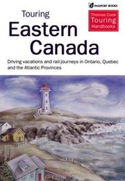 Cover of: Touring eastern Canada |