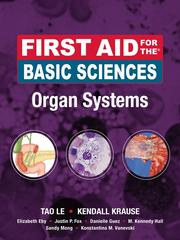 Cover of: First aid for the basic sciences by Tao Le