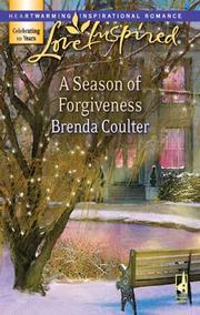 Cover of: A Season of Forgiveness | Brenda Coulter