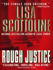 Cover of: Rough Justice | Lisa Scottoline