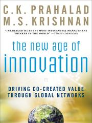 Cover of: The New Age of Innovation