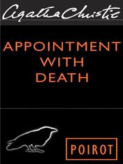Cover of: Appointment with Death | Agatha Christie