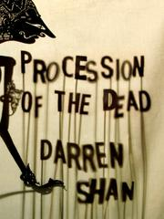 Cover of: Procession of the Dead | Darren Shan
