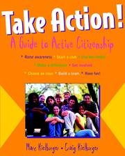 Cover of: Take Action! | Marc Kielburger