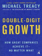 Cover of: Double-Digit Growth | Michael Treacy