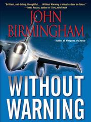 Cover of: Without Warning | Birmingham, John