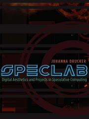 Cover of: SpecLab | Johanna Drucker