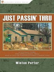 Cover of: Just Passin