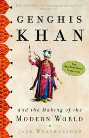 Cover of: Genghis Khan and the Making of the Modern World | Jack Weatherford