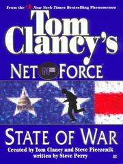 Cover of: State of War | Tom Clancy