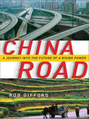Cover of: China Road | Rob Gifford