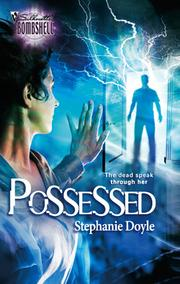 Cover of: Possessed | Stephanie Doyle