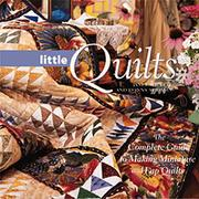 Cover of: Quick little quilts