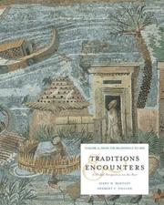 Cover of: Traditions and Encounters, Volume A with Powerweb; MP | Jerry Bentley