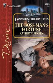 Cover of: The Boss Man