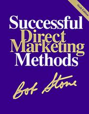 Cover of: Successful direct marketing methods