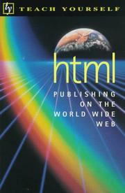 Cover of: Html | Mac Bride