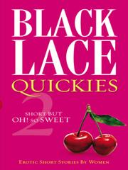 Cover of: Black Lace Quickies 2 | Various Authors