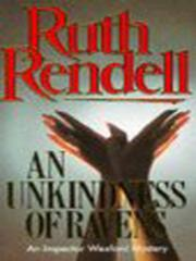 Cover of: An unkindness of ravens