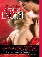 Before the scandal by Suzanne Enoch