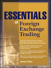 Cover of: Essentials of foreign exchange trading by James Chen, James Chen