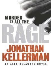 Cover of: Rage | Jonathan Kellerman