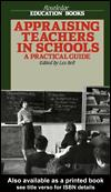 Cover of: Appraising Teachers in Schools | Les Bell