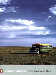 Cover of: The Wayward Bus | John Steinbeck
