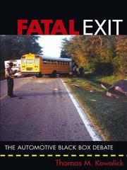 Cover of: Fatal Exit | Tom Kowalick