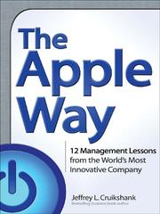 Cover of: The Apple Way | Jeffrey L. Cruikshank