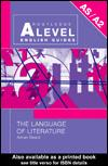 Cover of: The Language of Literature | Adrian Beard