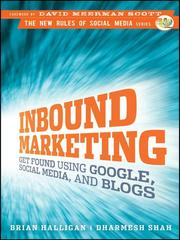 Cover of: Inbound marketing | Brian Halligan