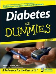 Cover of: Diabetes For Dummies | Alan L. Rubin