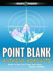 Point Blank by Anthony Horowitz, Antony Johnston