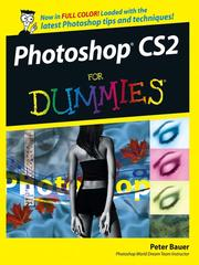 Cover of: Photoshop CS2 For Dummies | Peter J. Bauer