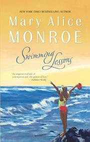 Cover of: Swimming Lessons | Mary Alice Monroe