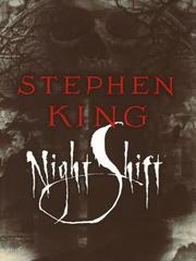 Cover of: Night Shift | Stephen King