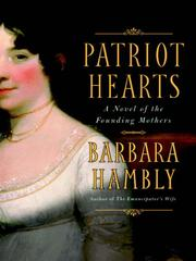 Cover of: Patriot Hearts | Barbara Hambly