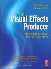 Cover of: The visual effects producer | Susan Zwerman