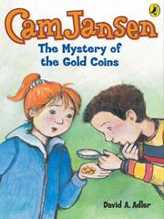 Cover of: The Mystery of the Gold Coins | David A. Adler