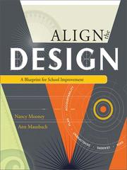 Align the design by Nancy J. Mooney