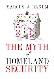 Cover of: The Myth of Homeland Security | Marcus Ranum
