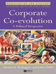 Corporate co-evolution by Child, John