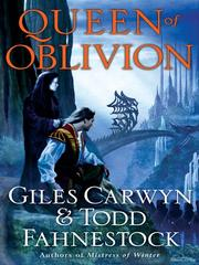 Cover of: Queen of Oblivion | Giles Carwyn