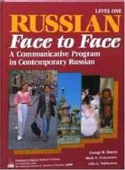 Russian: Face to Face by George W. Morris
